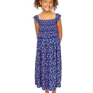 Girls maxi dress by Carter's. Size 4 / 5
